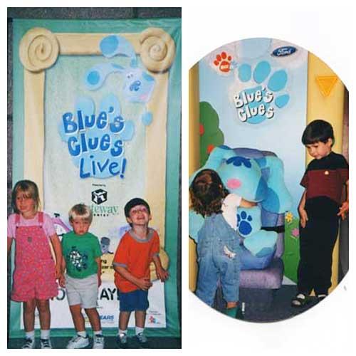 Blue's Clues Live