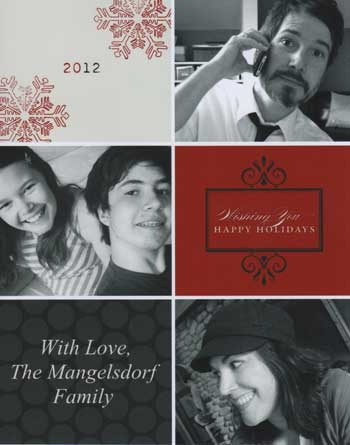 Christmas Card 2012