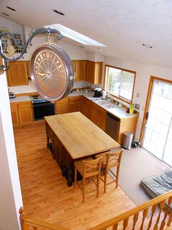 2012 Kitchen-Before