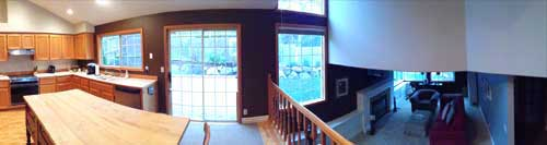 Kitchen Panoramic